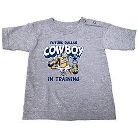 Dallas Cowboys Infant Cowboy in Training Tee