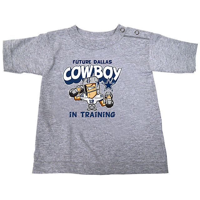 Dallas Cowboys Infant Cowboy in Training Tee