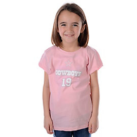 Dallas Cowboys Girls Austin Miss Scrimmage Tee