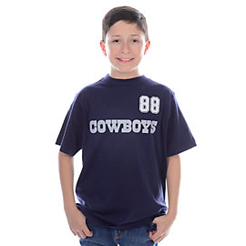 Dallas Cowboys Youth Game Gear Bryant #88 T-Shirt