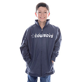 Dallas Cowboys Youth 2nd Season Lightweight Jacket