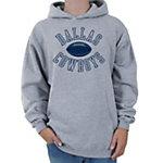 Dallas Cowboys The Distance Fleece Hood