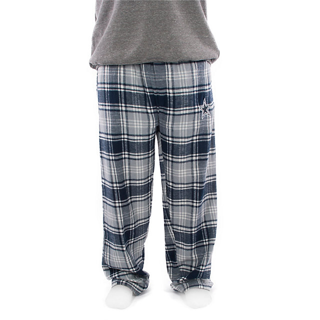Dallas Cowboys Mens Austin Flannel Pant
