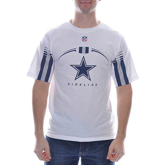 Dallas cowboys gun show short sleeve t shirt mens 10 for Short sleeve mens dress shirts clearance