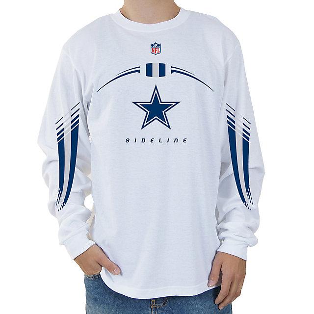 Dallas Cowboys Gun Show Long Sleeve T-Shirt