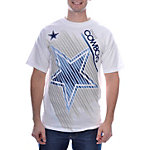 Dallas Cowboys Lined Up T-Shirt