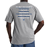 Dallas Cowboys How Bout Stats T-Shirt