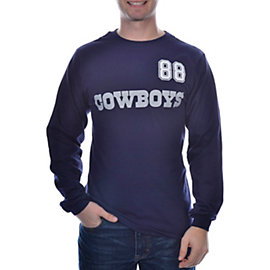 Dallas Cowboys Game Gear Bryant #88 Long Sleeve T-Shirt