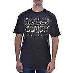 Dallas Cowboys Black Camo Practice T-Shirt