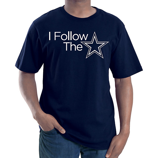 Dallas Cowboys Follow The Star Tee