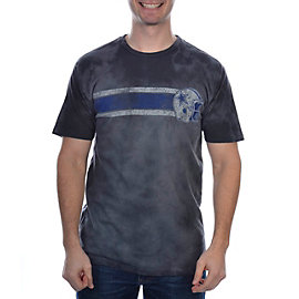 Dallas Cowboys Helmet Horizon T-Shirt