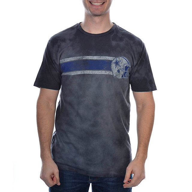 Dallas Cowboys Helmet Horizon T-Shirt