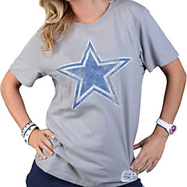 Dallas Cowboys Womens Skylark T-Shirt