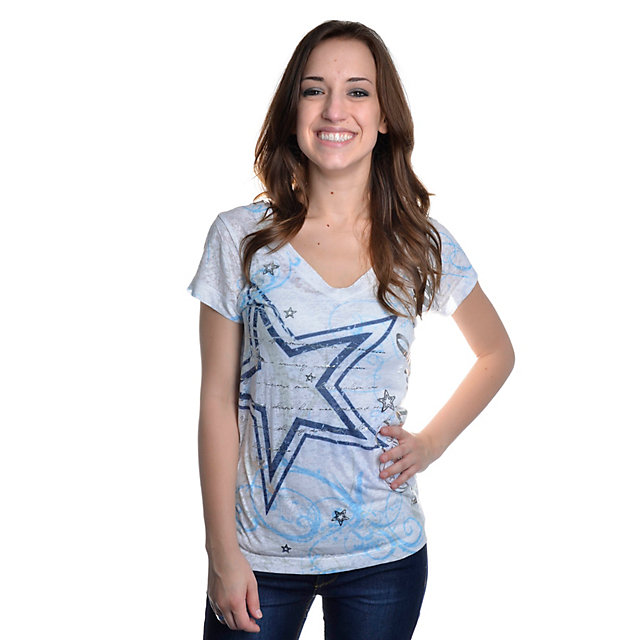 Dallas Cowboys Wilma Sublimated T-Shirt