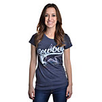 Dallas Cowboys Tilted Tailsweep T-Shirt