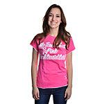 Dallas Cowboys BCA Wears Pink T-Shirt