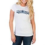 Dallas Cowboys Womens TRUE BLUE Logo T-Shirt