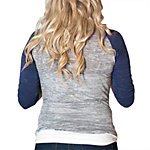 Dallas Cowboys Womens TRUE BLUE Raglan