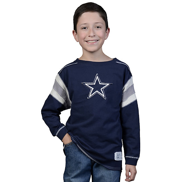 Dallas Cowboys Youth Slug Bug Crew Neck Shirt
