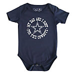 Dallas Cowboys Infant Root Bodysuit