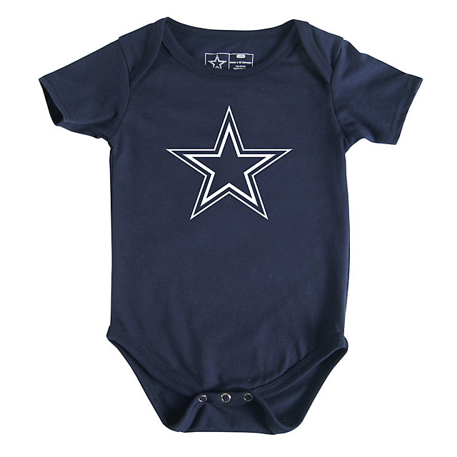Dallas Cowboys Infant Logo Premier Bodysuit