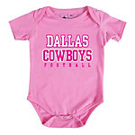 Dallas Cowboys Infant Practice Bodysuit