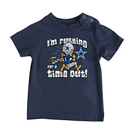 Dallas Cowboys Infant Time Out T-Shirt