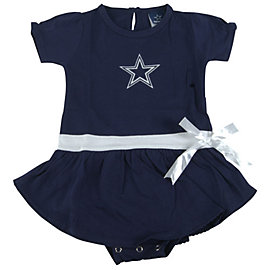 Dallas Cowboys Infant Mary Go Round Dress