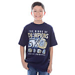 Dallas Cowboys Youth Rings of Champions T-Shirt