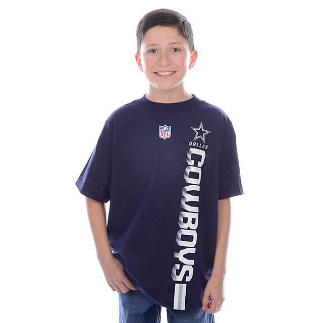 Dallas Cowboys Youth Power Left T-Shirt