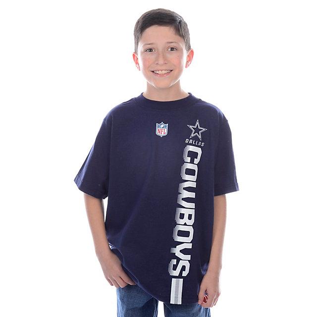Dallas Cowboys Youth Power Left T-Shirt