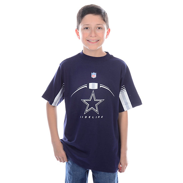 Dallas Cowboys Youth Gun Show T-Shirt
