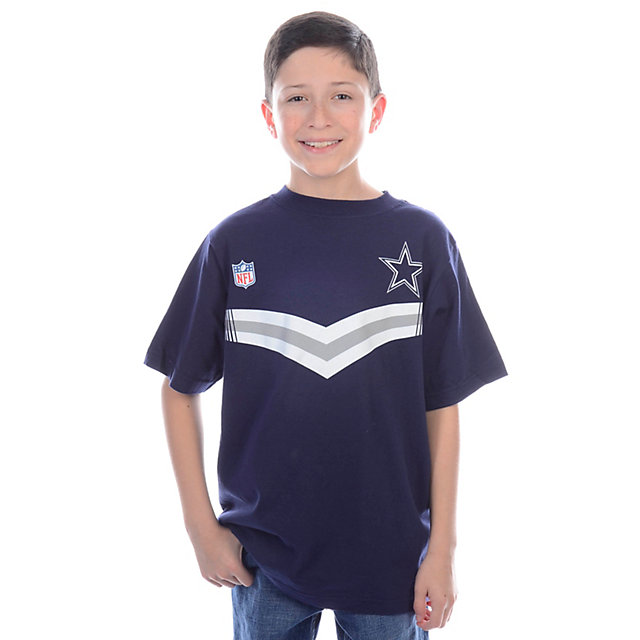 Dallas Cowboys Youth T and T T-Shirt