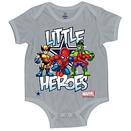 Dallas Cowboys MARVEL Little Heroes Bodysuit