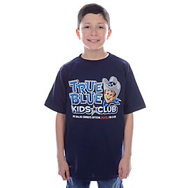 Dallas Cowboys Youth TRUE BLUE Logo T-Shirt