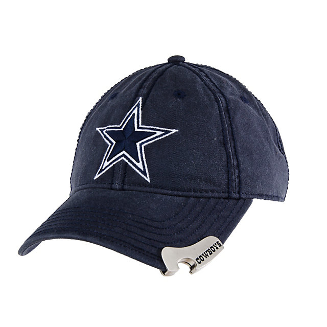 Dallas Cowboys Big Star Navy Bottle Opener Hat