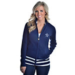 Dallas Cowboys Touch Sweater Mix Jacket