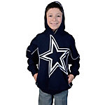 Dallas Cowboys Youth Sharks and Minnows Hoody