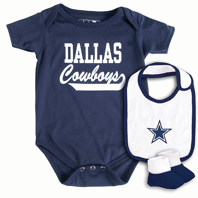 Dallas Cowboys Infant Monkey Bars 3 PC Set 12-24M