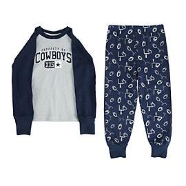 Dallas Cowboys Infant Climber PJ Set