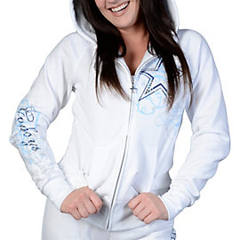 Dallas Cowboys Dolly Full Zip Hoody