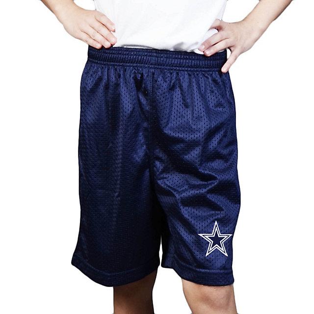 Dallas Cowboys Youth Red Rover Mesh Shorts