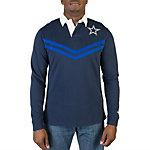 Dallas Cowboys Nike Rugby Long Sleeve Top