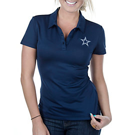 Dallas Cowboys Nike Womens NFL Dri-Fit Polo