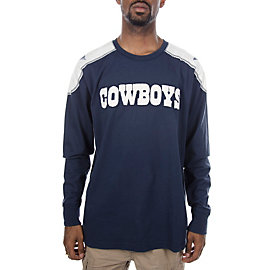 Dallas Cowboys Roadrunner Jersey Long Sleeve Tee