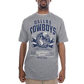Dallas Cowboys Rush Triblend T-Shirt