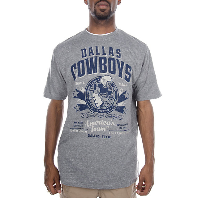 Dallas Cowboys Rush Triblend T-Shirt