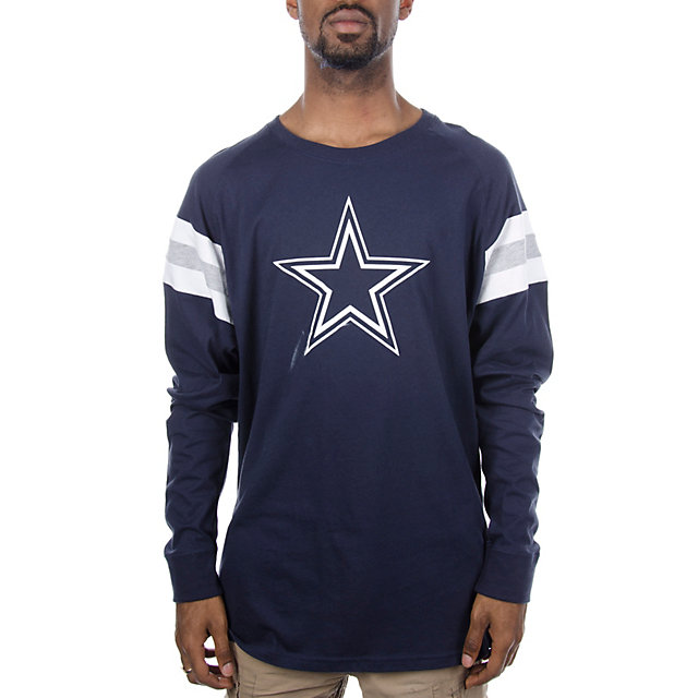 Dallas Cowboys Forward Pass Long Sleeve Tee