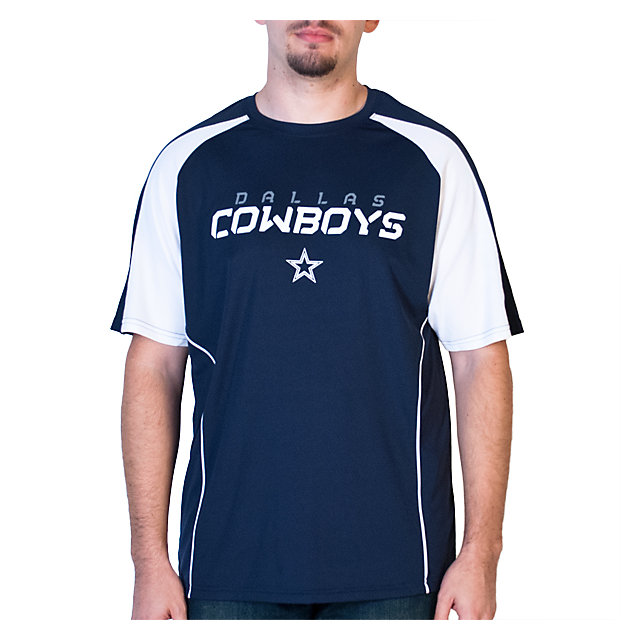 Dallas Cowboys Field Goal Short Sleeve Performance Tee