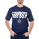 Dallas Cowboys Nike JUST DO IT T-Shirt